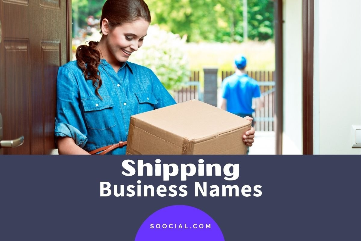 Shipping Business Names