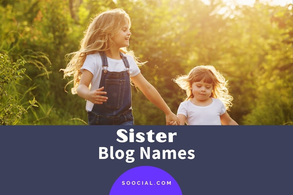 Sister Blog Names