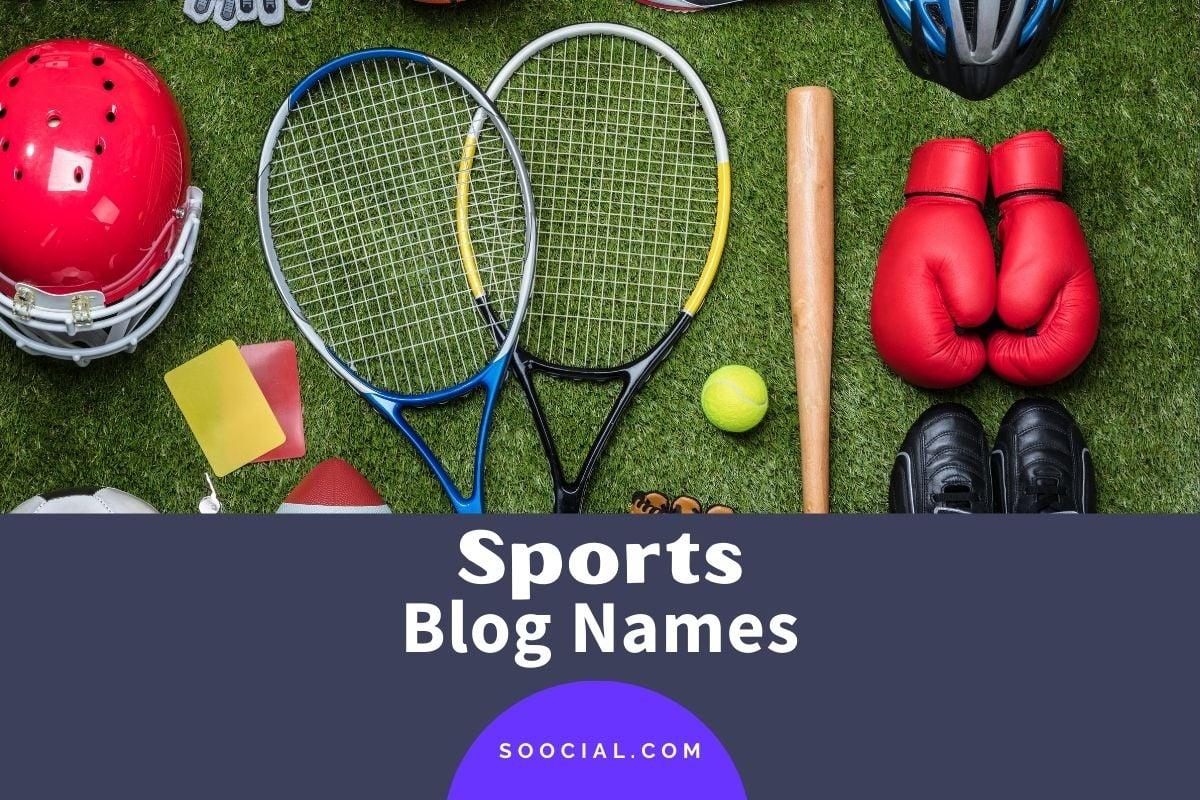 Sport Blog Names