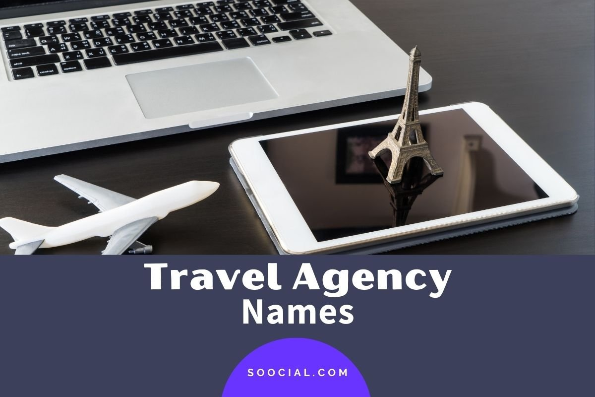 Travel Agency Names