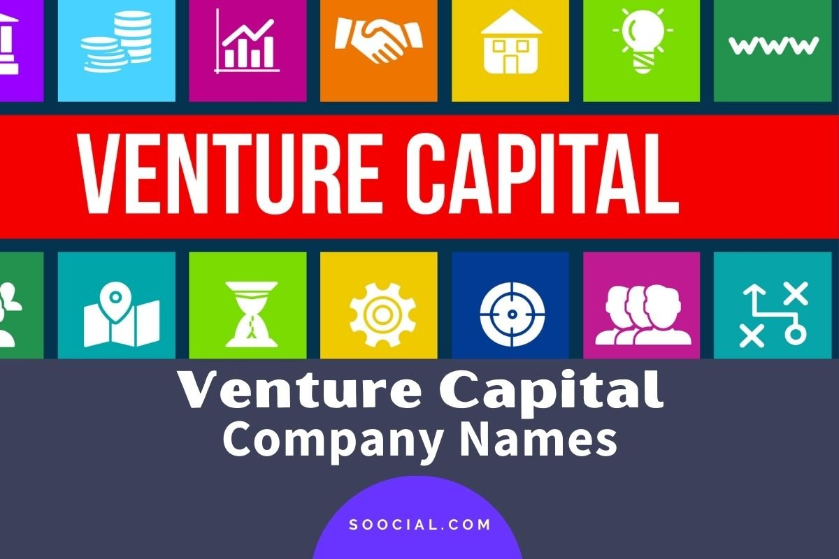 Venture Capital Company Names