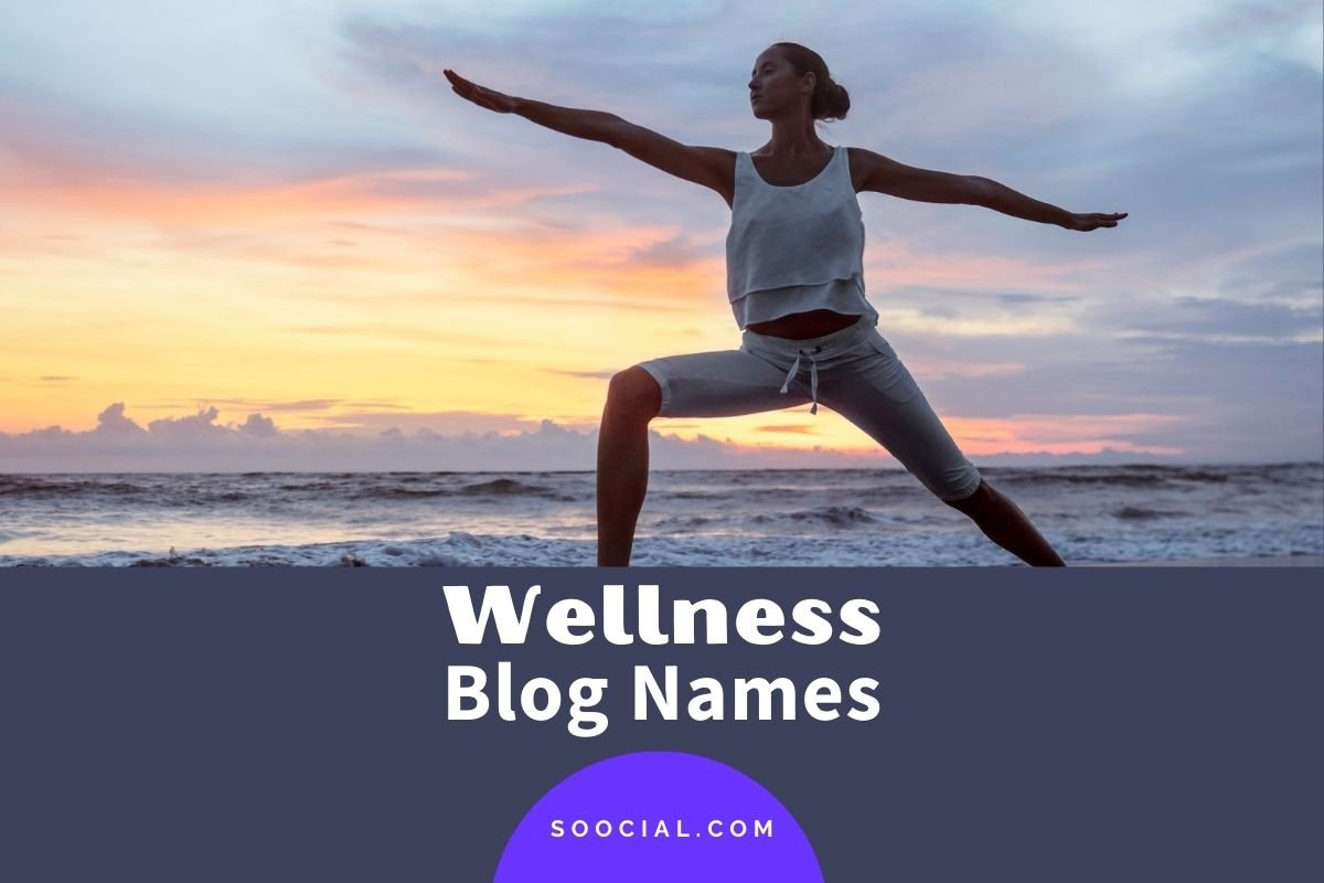 Wellness Blog Names