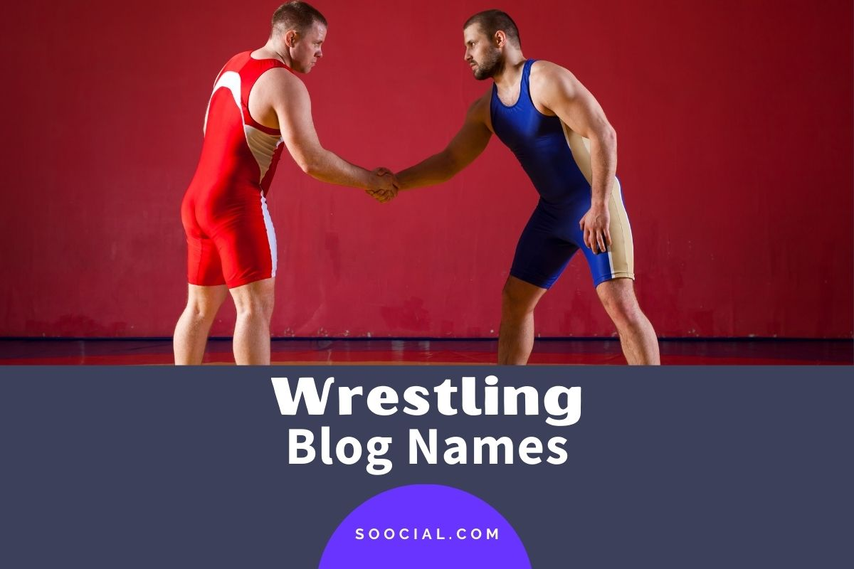 Wrestling Blog Names