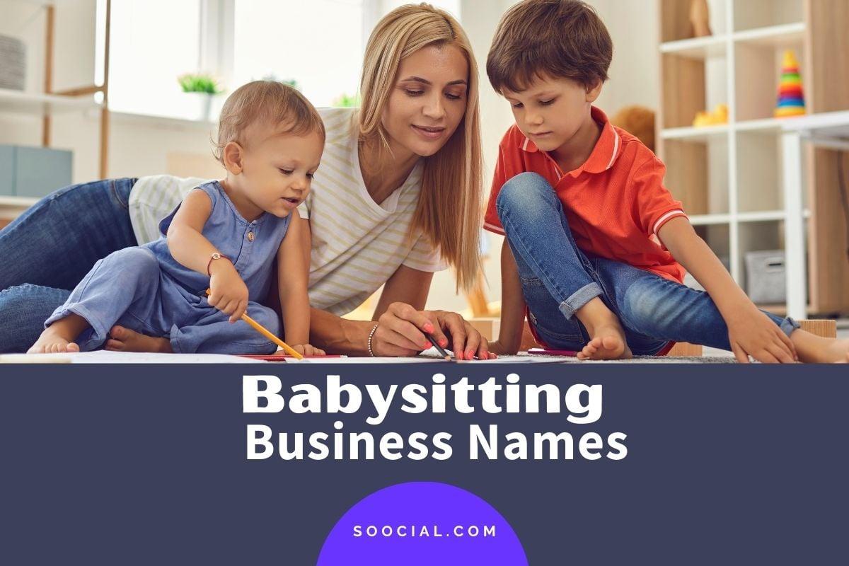 Babysitting Business Names