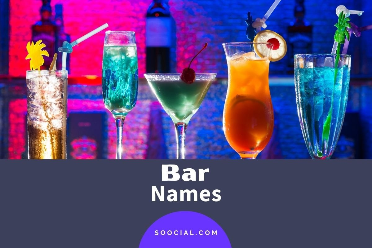 Bar Names