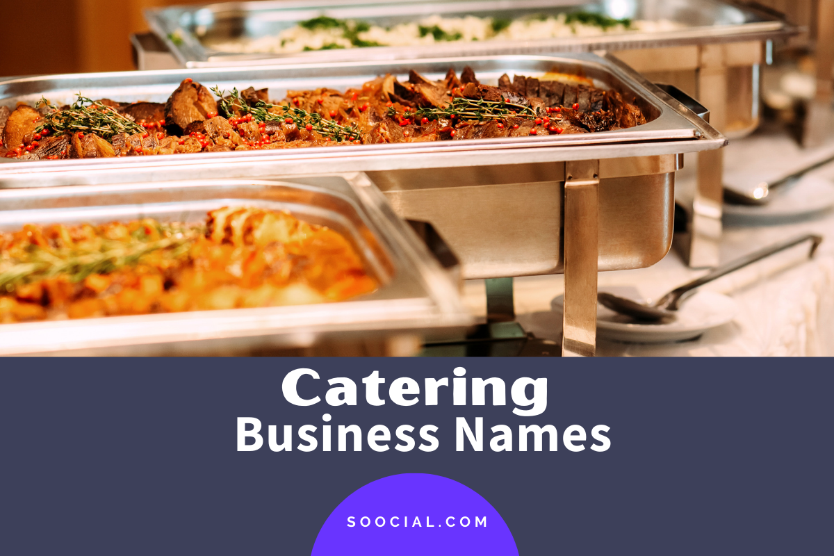 Catering Business Names