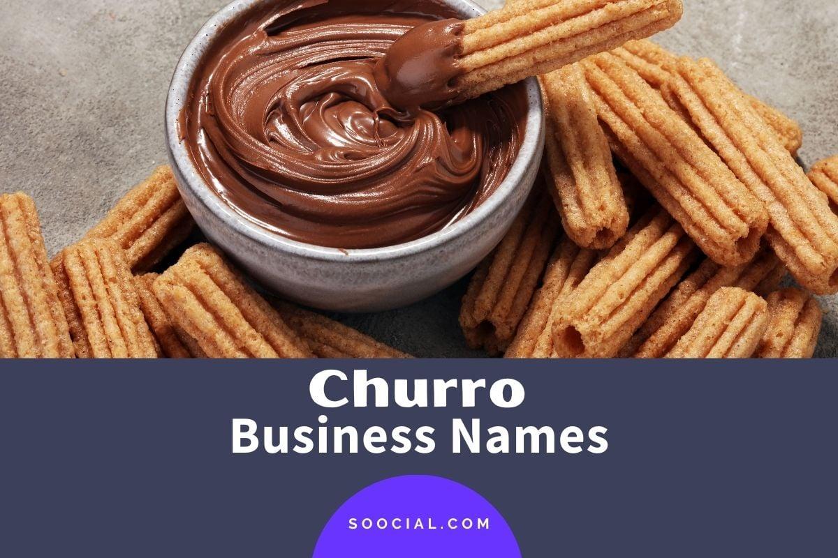 Churro Business Names