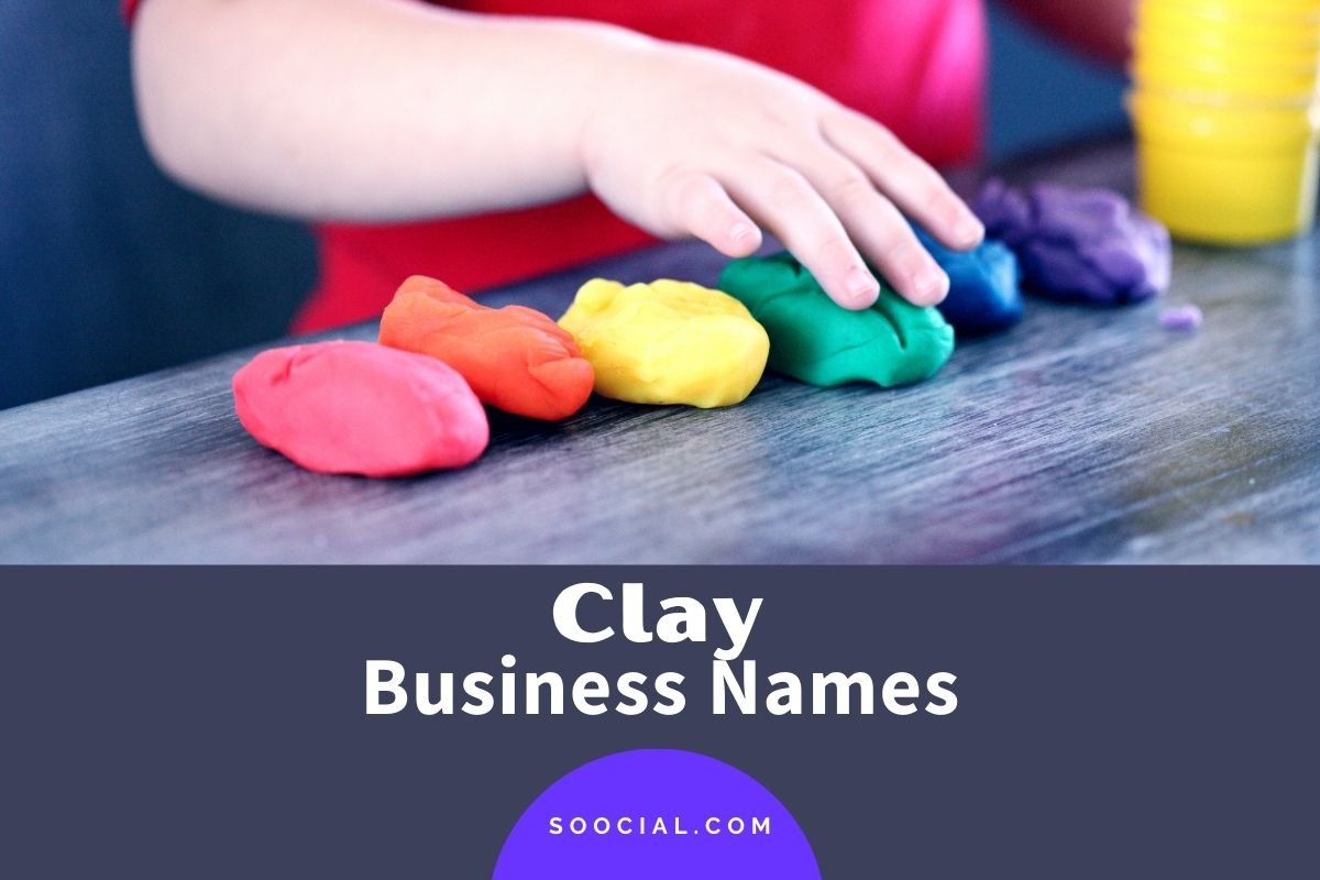Clay Business Names