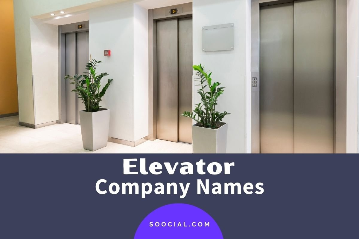 Elevator Company Names