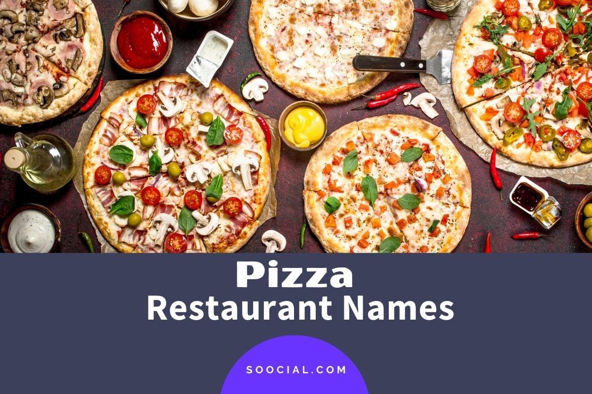Pizza Restaurant Names