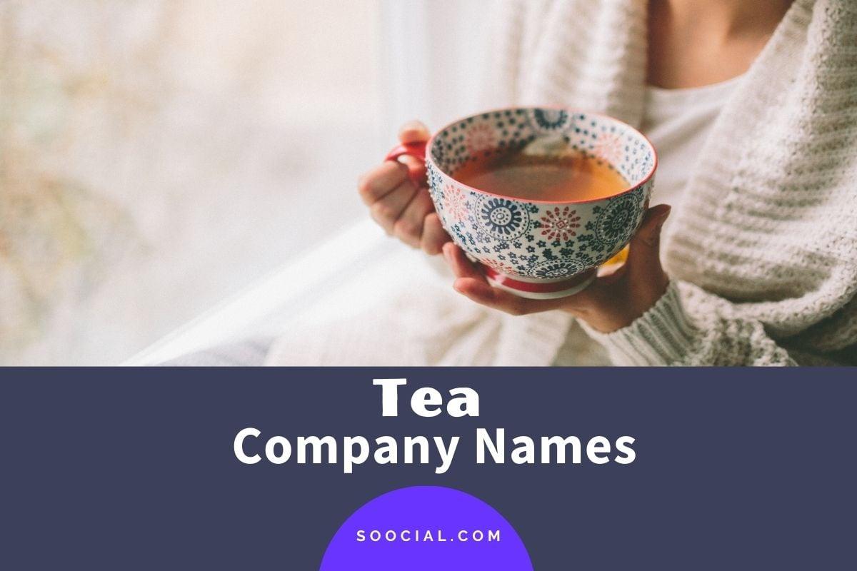 Tea Company Names