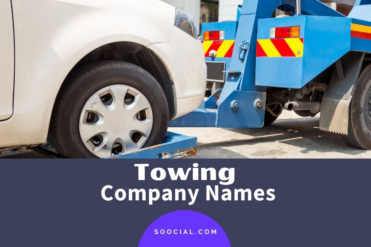 Towing Company Names