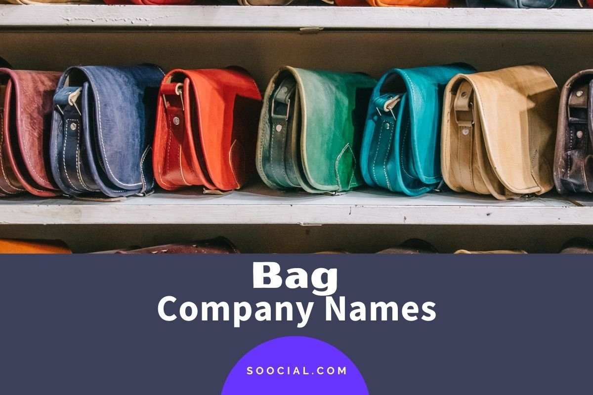 Bag Brand Names