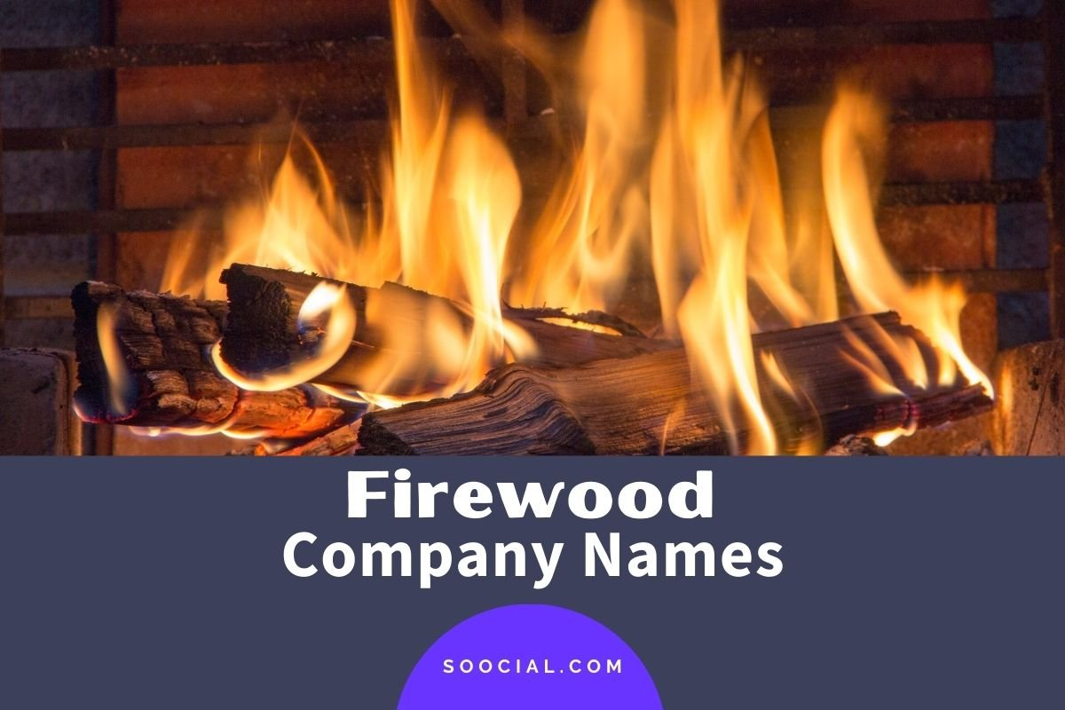 Firewood Business Names