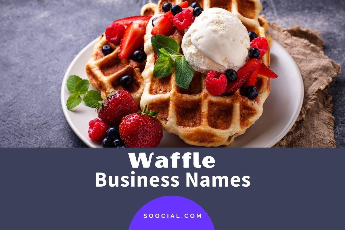 Waffle Business Names
