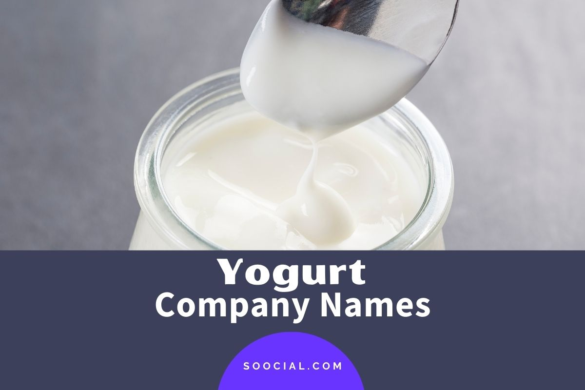 Yogurt Brand Names