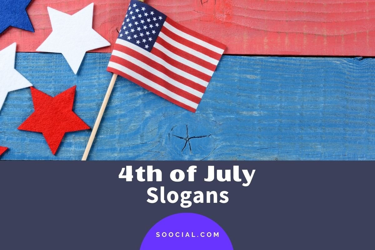 4th of July Slogans