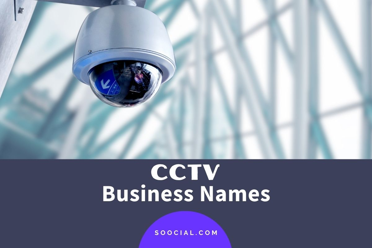 CCTV Business Names