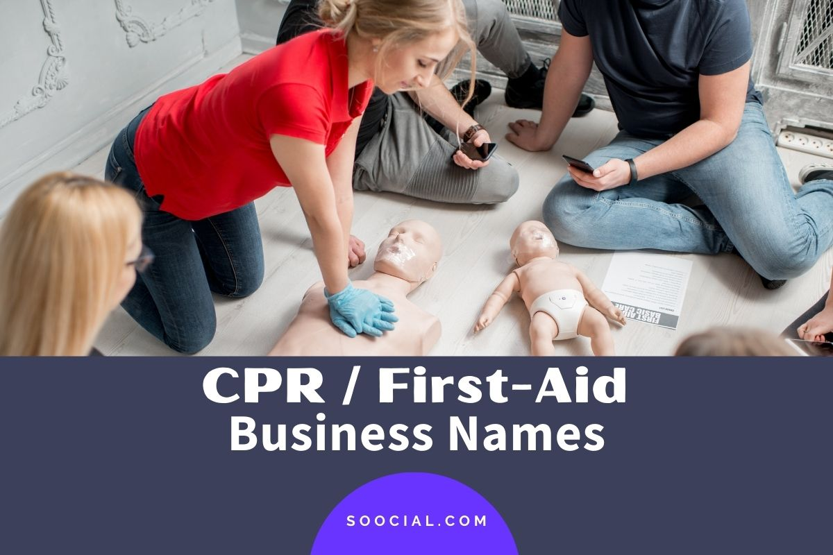 CPR Business Names