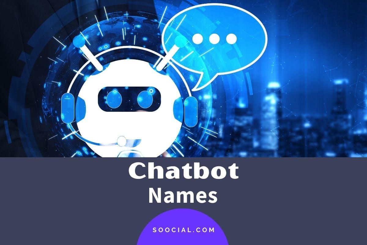 Chatbot Names