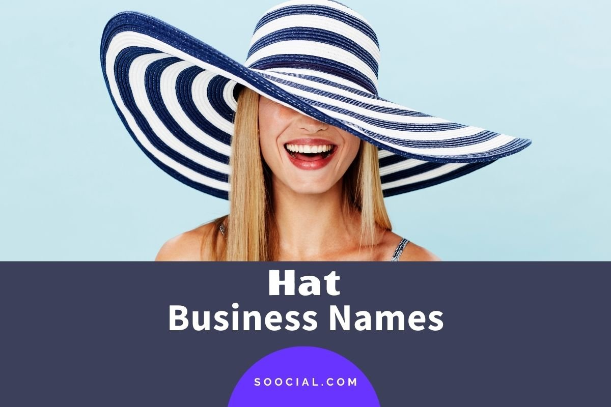 Hat Business Names
