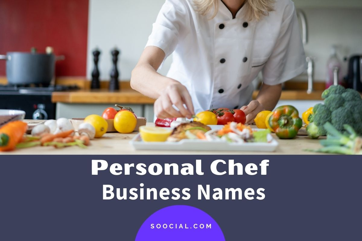 Personal Chef Business Names