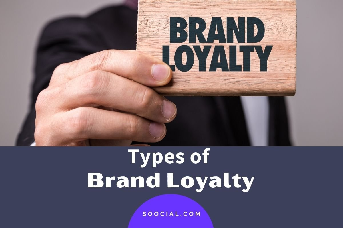 Types of Brand Loyalty