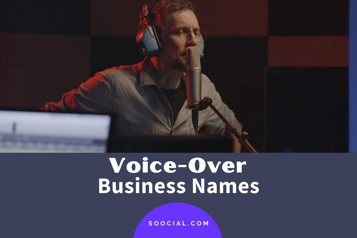 Voice Over Business Names