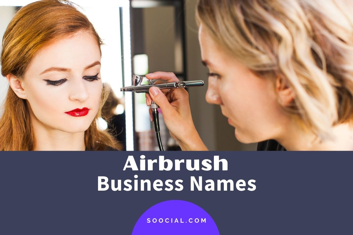 Airbrush Business Names