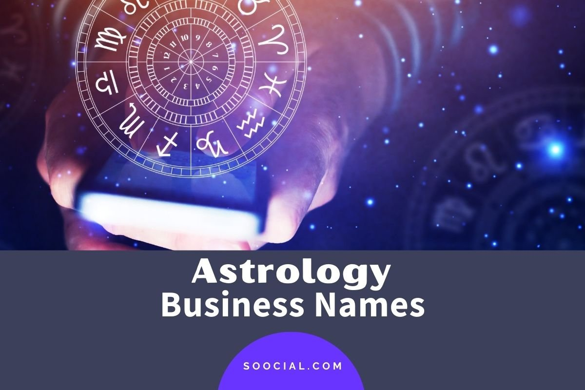 Astrology Business Names
