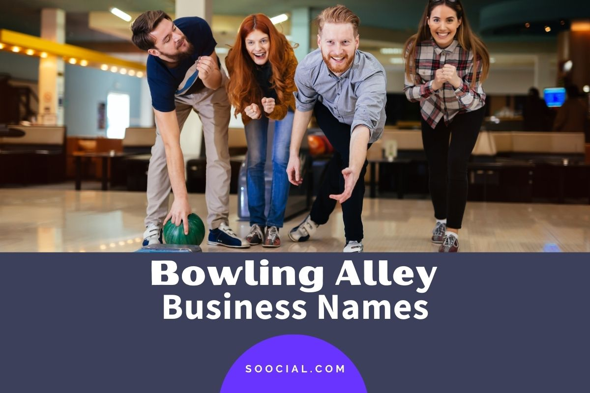 Bowling Alley Business Names