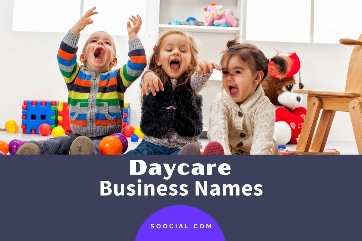 Daycare Names