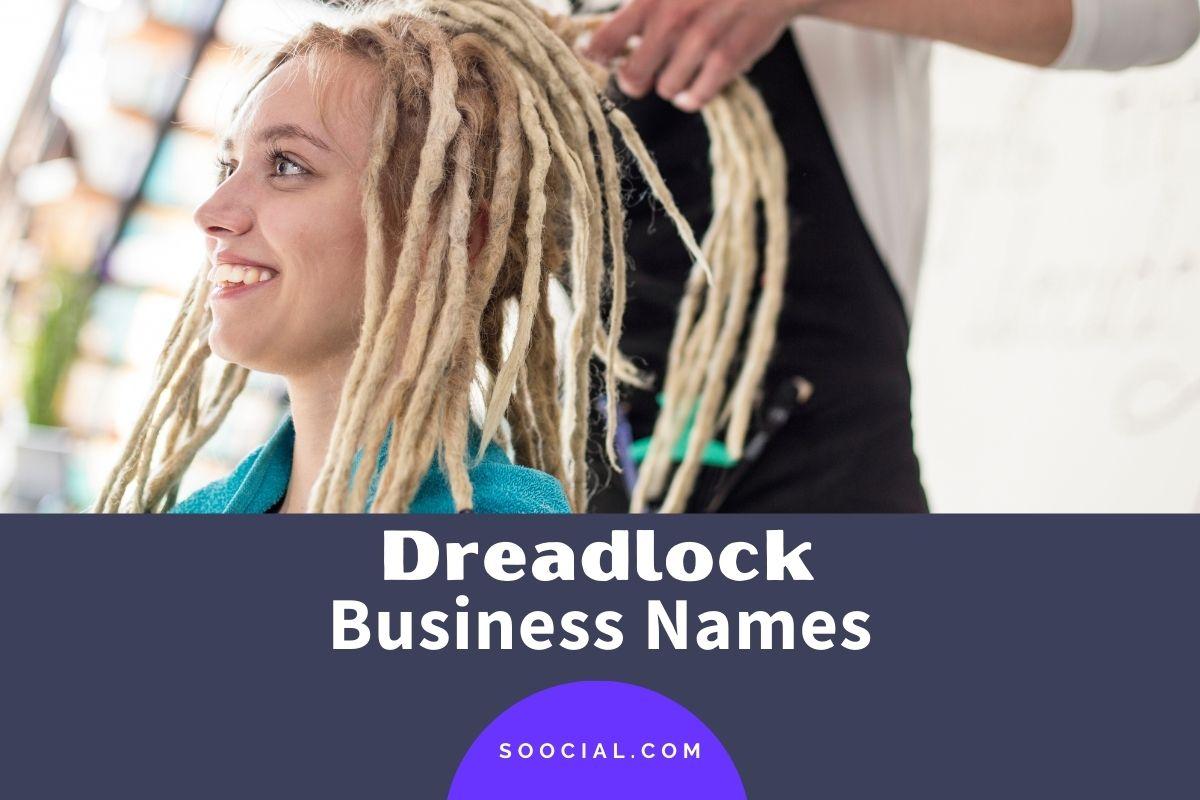 Dreadlock Business Names