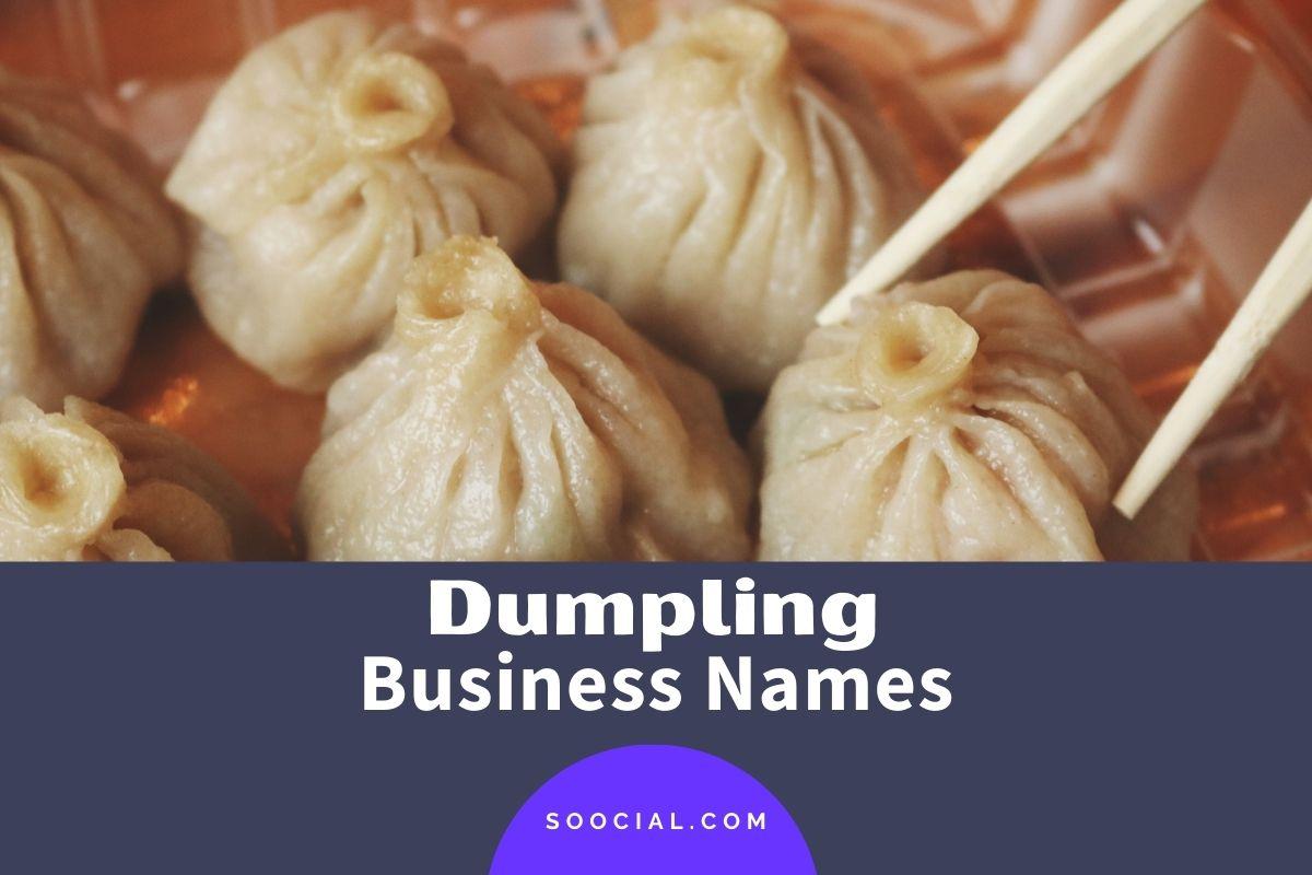 Dumpling Business Names