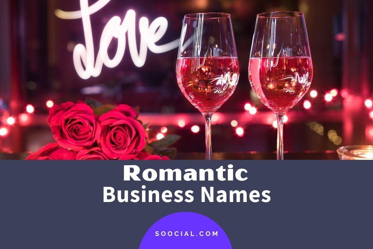 Romantic Business Names