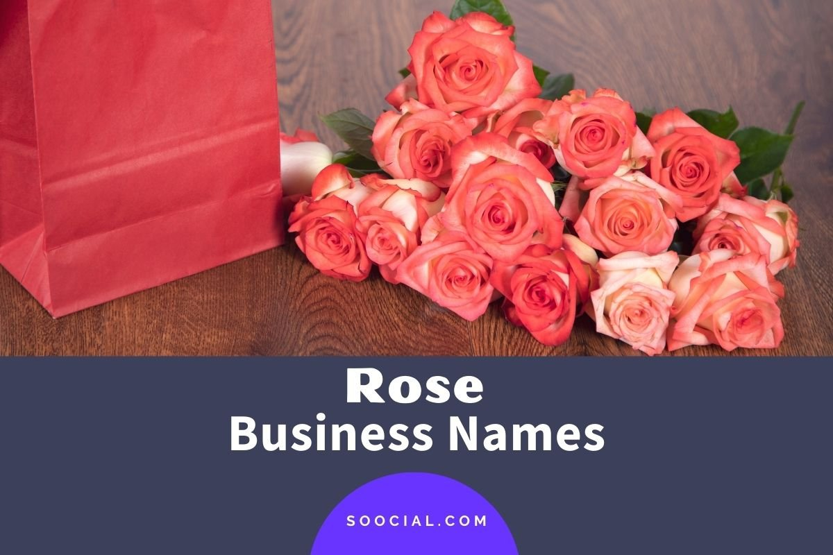 Rose Business Names