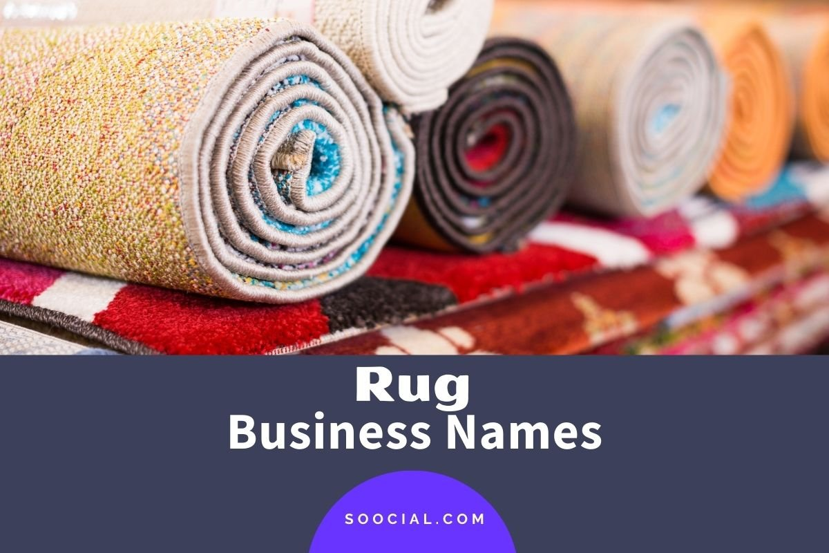 Rug Business Names