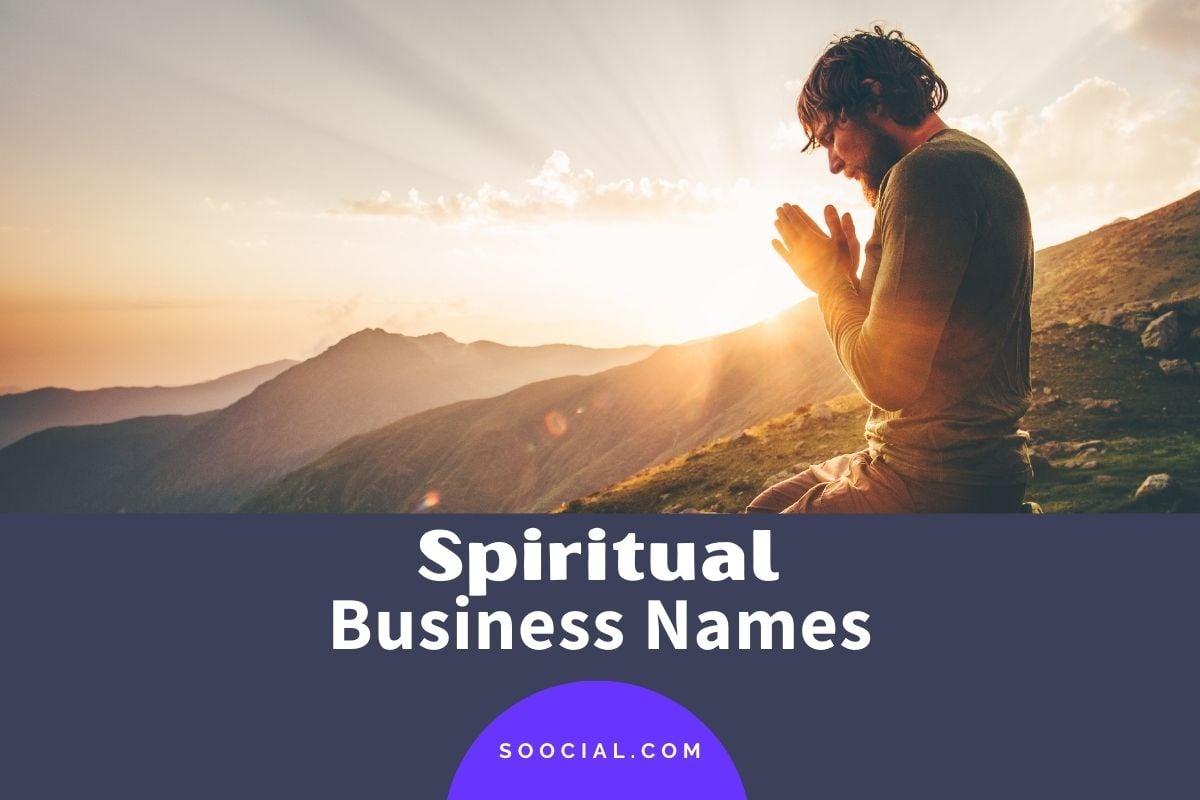 Spiritual Business Names