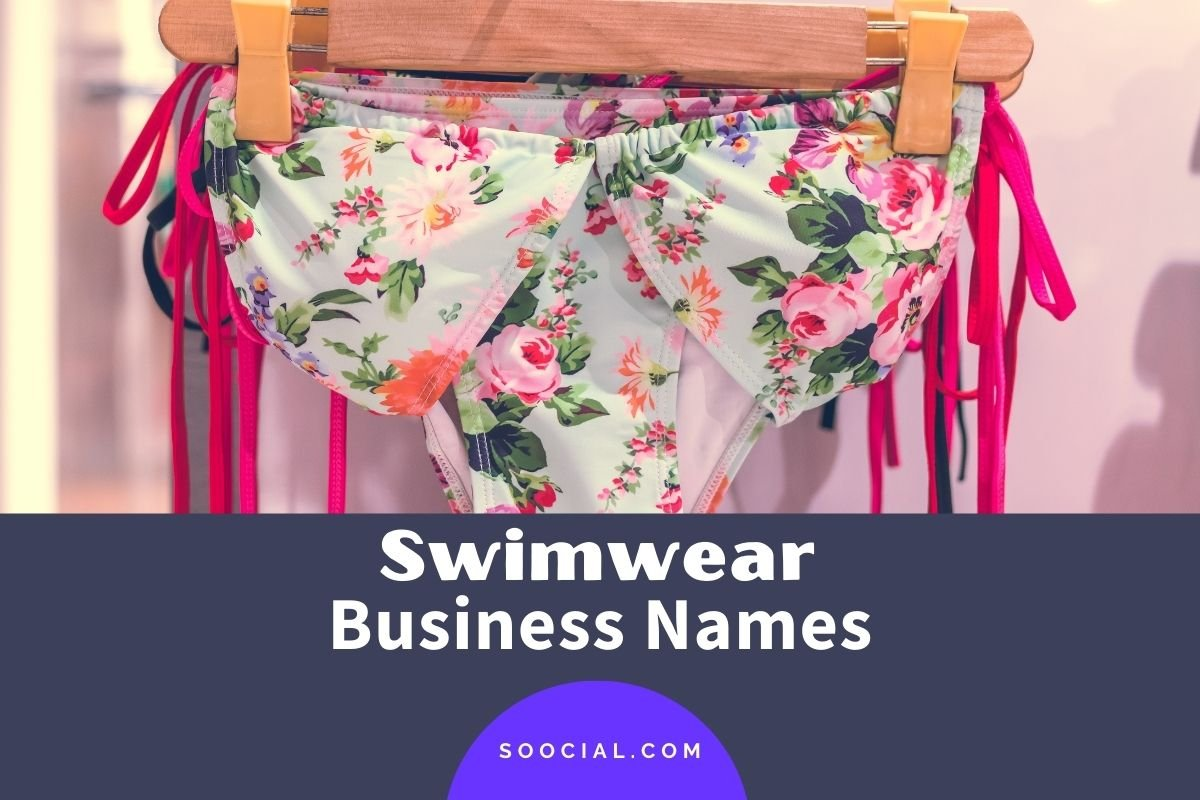 Swimwear Business Names