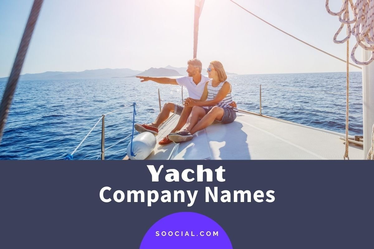 Yacht Business Names
