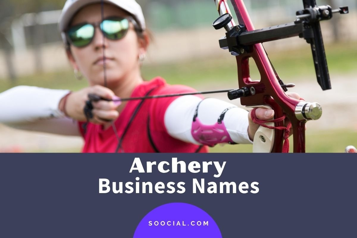 Archery Business Names