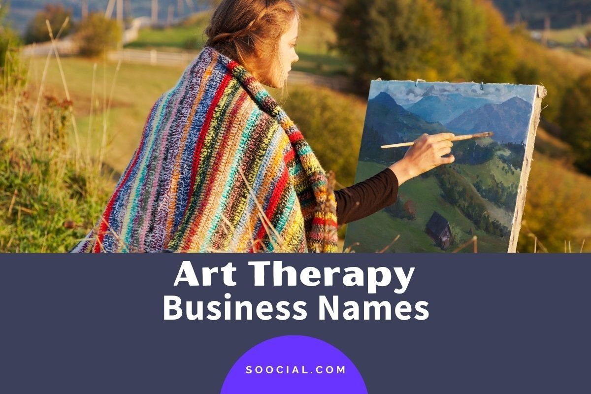 Art Therapy Business Names