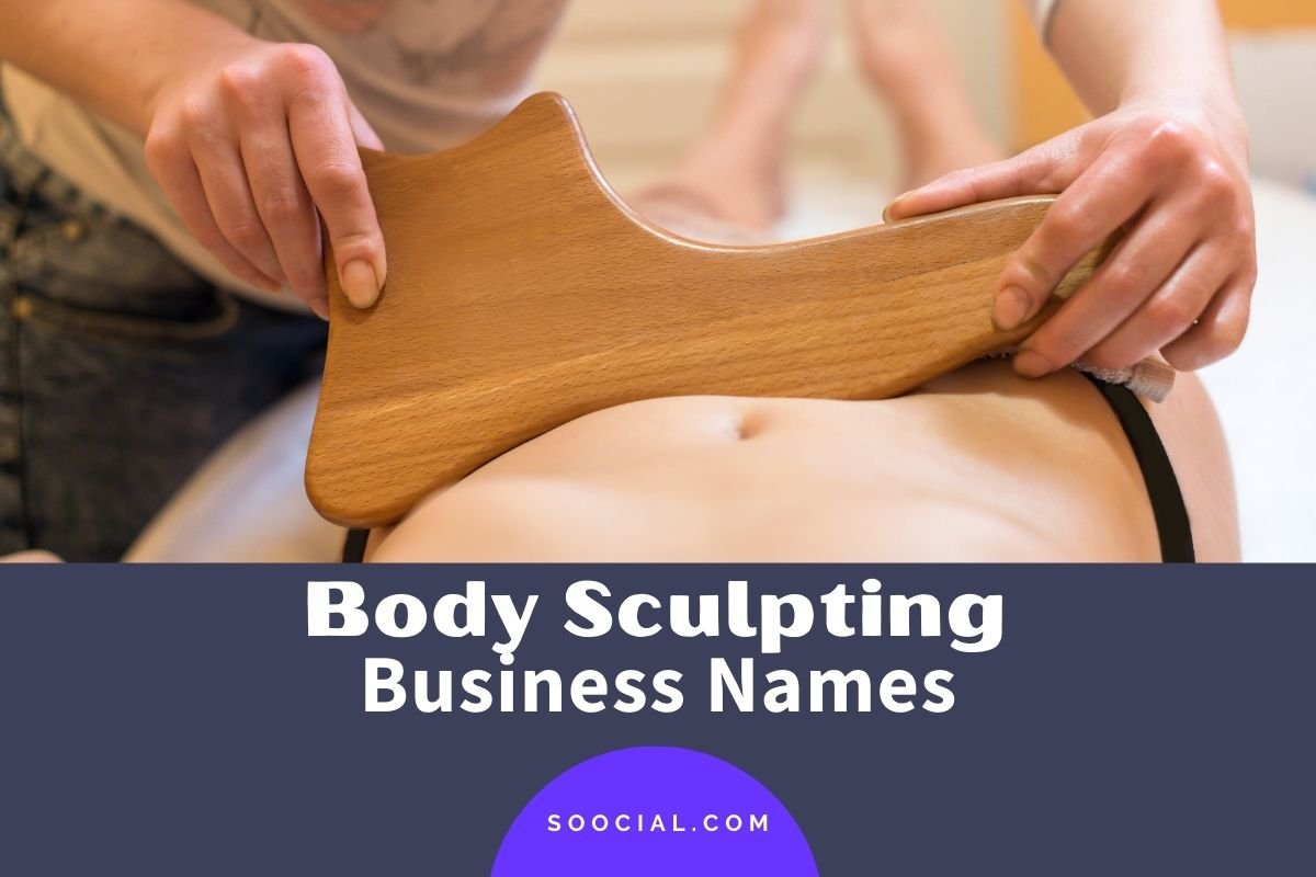 Body Sculpting Business Names