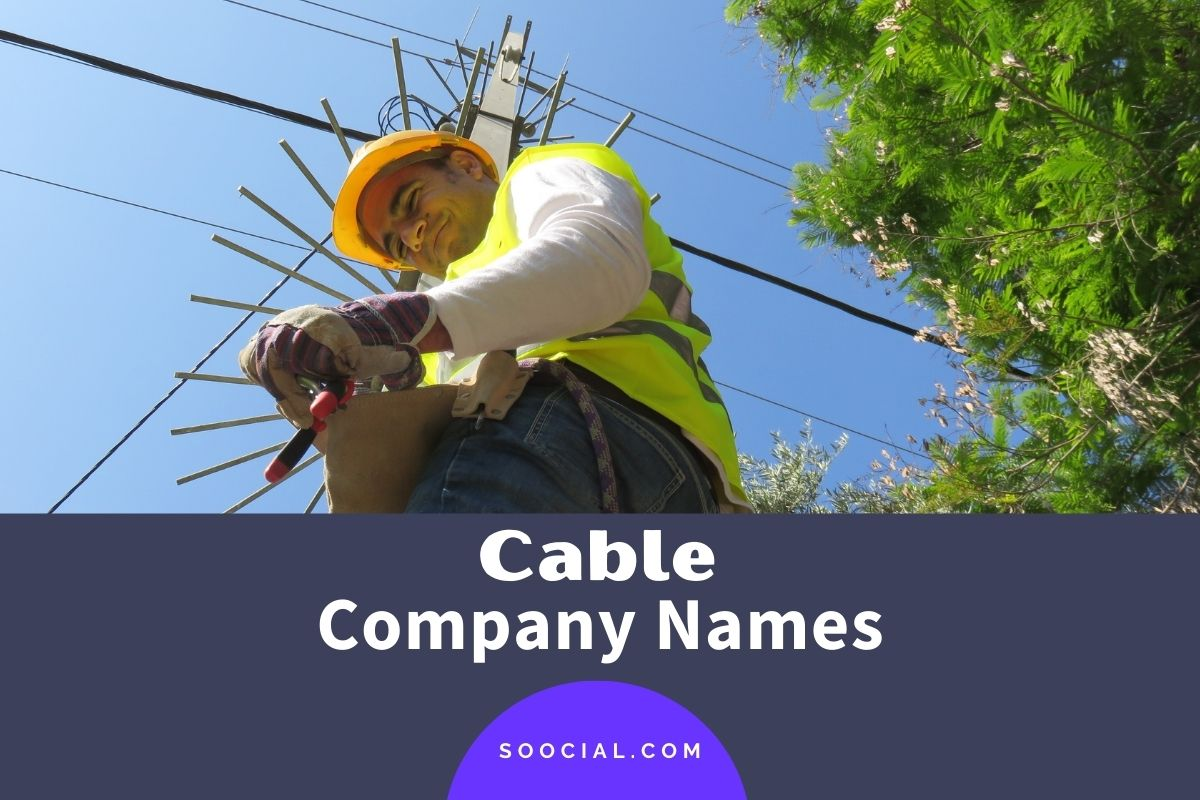 Cable Company Names