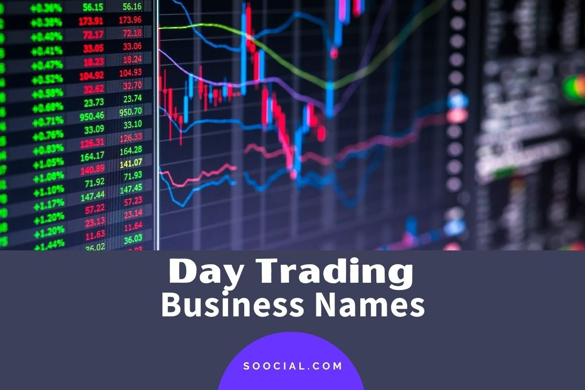 Day Trading Business Names