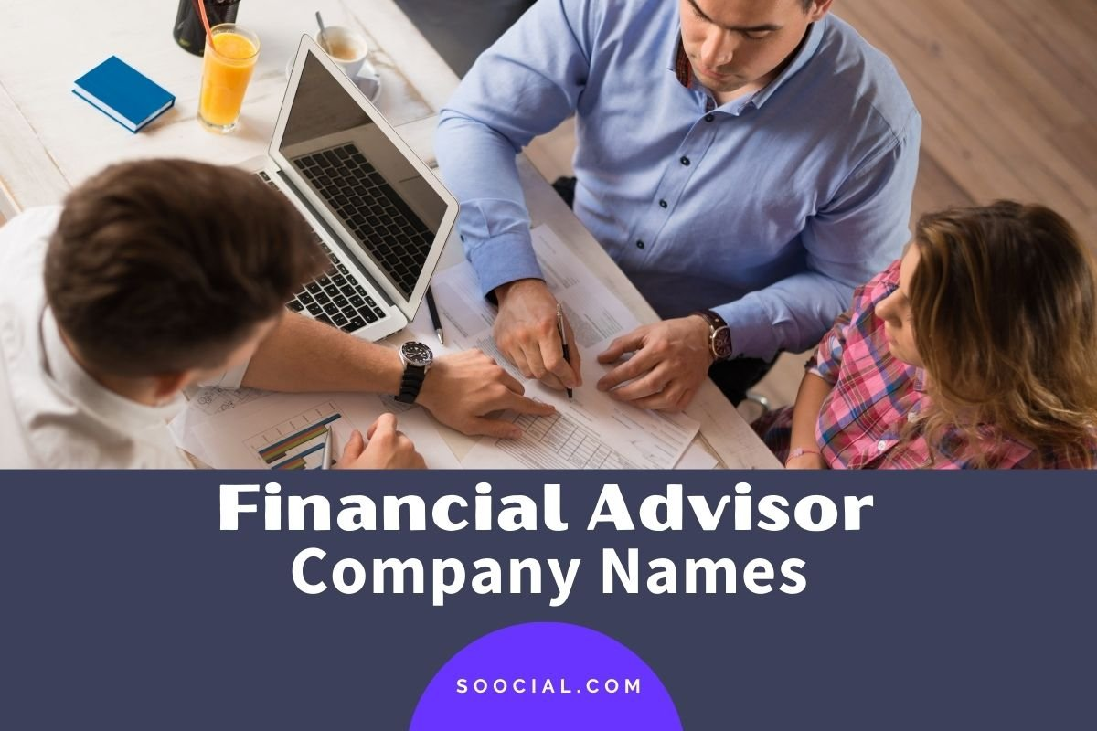 Financial Advisor Company Names