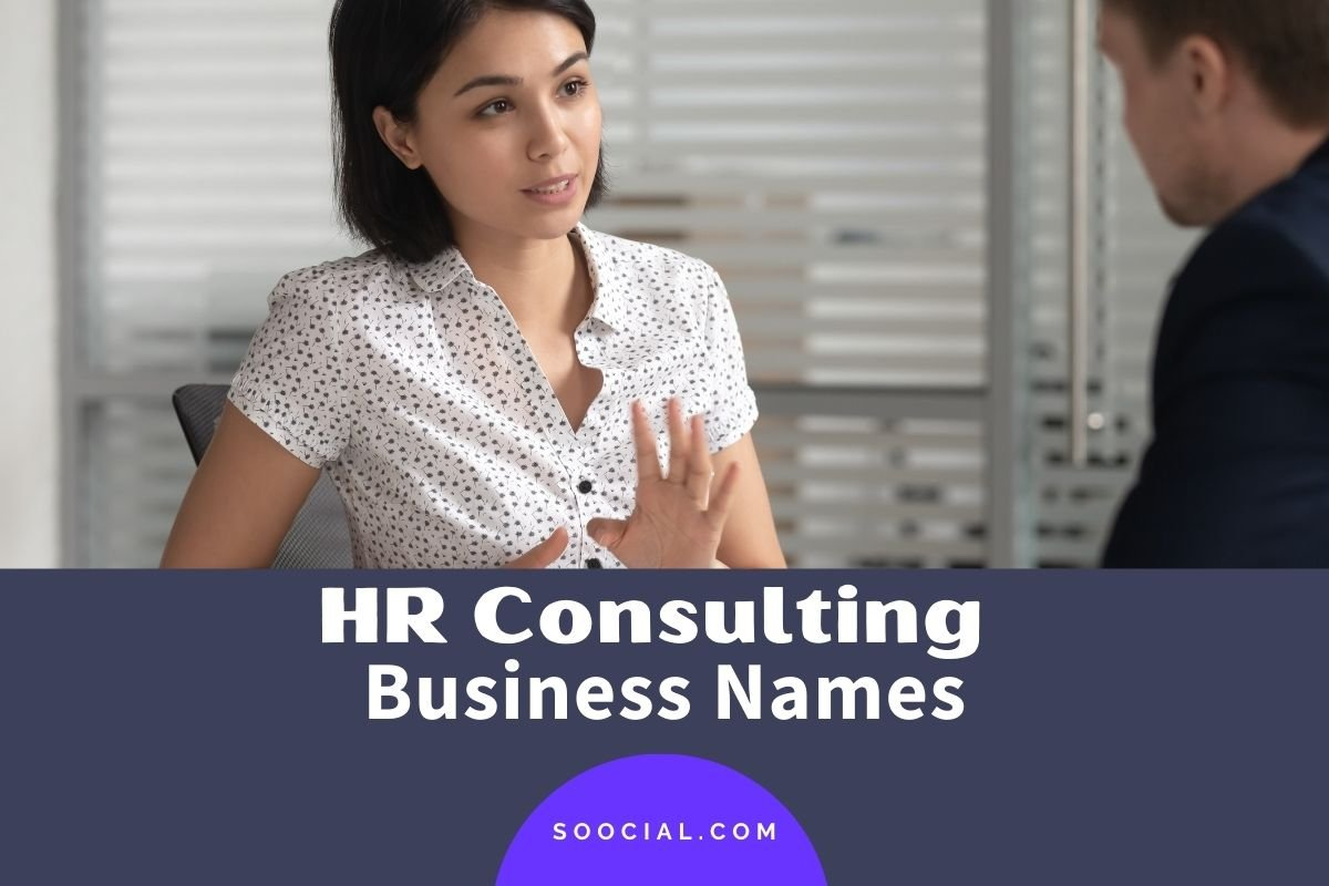 HR Consulting Business Names