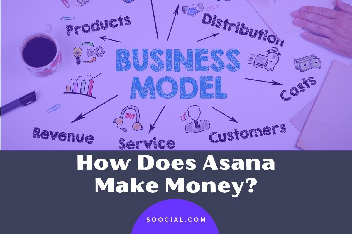 How Does Asana Make Money