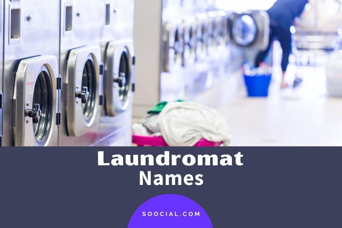 Laundromat Names