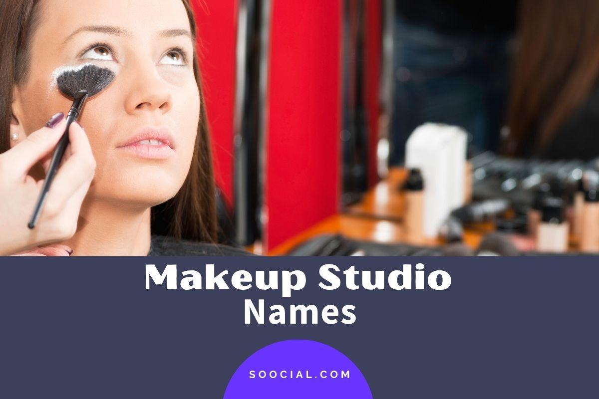Makeup Studio Names
